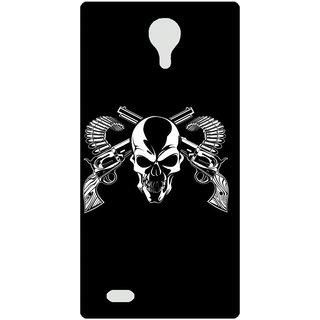 Amagav Back Case Cover for XOLO Black 1X 102XoloBlack1X