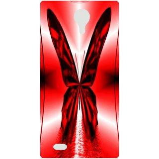 Amagav Back Case Cover for XOLO Black 1X 317XoloBlack1X
