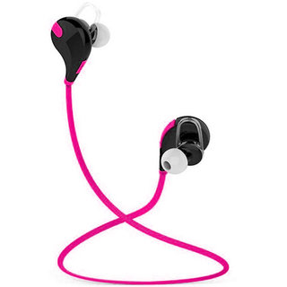 Futaba Wireless Bluetooth 4.1 Stereo Earphone - Pink