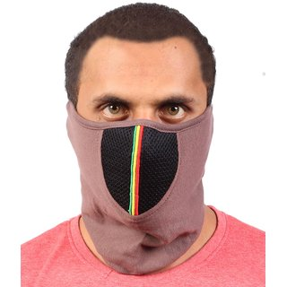 Techamazon Half Face Mask For Men