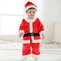 Santa Claus Dress Set For Kids 1.5 -3 Years Old By ARCK