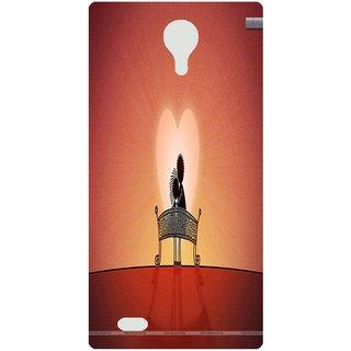 Amagav Back Case Cover for Intex Aqua Shine 4G/Intex Aqua Shine 45IntexShine4G