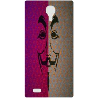 Amagav Back Case Cover for Intex Aqua Shine 4G/Intex Aqua Shine 333IntexShine4G