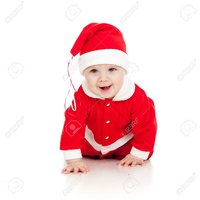Santa Claus Dress Set For Kids 0 - 1.5 Years Old By ARCK