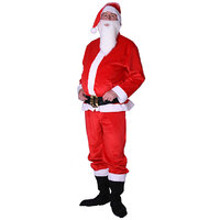 Santa Claus Dress Set for Adults By ARCK