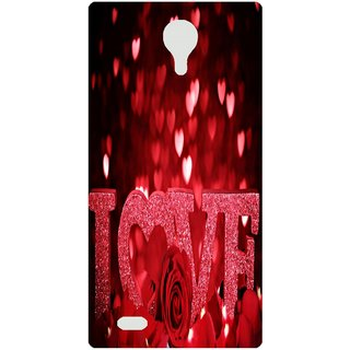 Amagav Back Case Cover for Micromax Canvas Fire 3 Q375 200-MmQ375