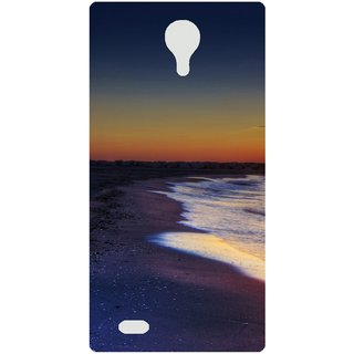 Amagav Back Case Cover for Micromax Canvas Fire 3 Q375 386-MmQ375