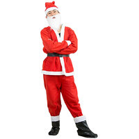 Santa Claus Dress Set For Kids 10-16 Years Old By ARCK