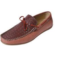 GNX Men's Black Slip On Casual Shoe - 101915212