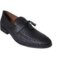GNX Men's Black Slip On Casual Shoe - 101915194