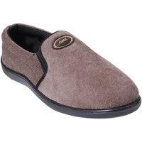 GNX Men's Black Slip On Casual Shoe