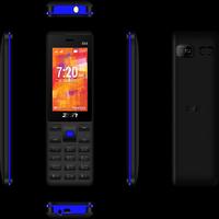 Zen X56 Dual Sim Feature Phone