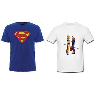 New Superman Tshirts combo - pack of 2