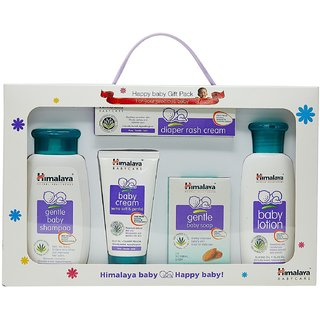 Himalaya Herbals Babycare Gift Set Medium Pack of 2