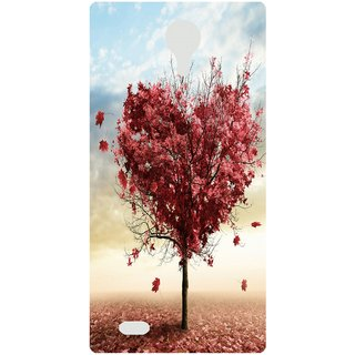 Amagav Back Case Cover for Lava A88