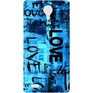 Amagav Back Case Cover for Intex Aqua Ace Mini