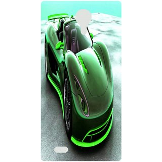 Amagav Back Case Cover for Intex Aqua Ace 2