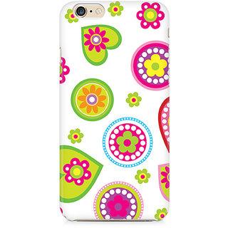 CopyCatz Ethnic Hearts Premium Printed Case For Apple iPhone 6/6s
