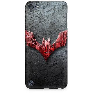 CopyCatz Batman Beyond Logo Premium Printed Case For Apple iPod Touch 5