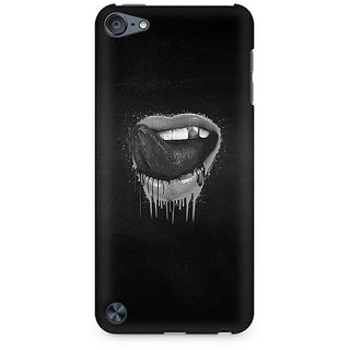 CopyCatz Delivious Lips Premium Printed Case For Apple iPod Touch 6