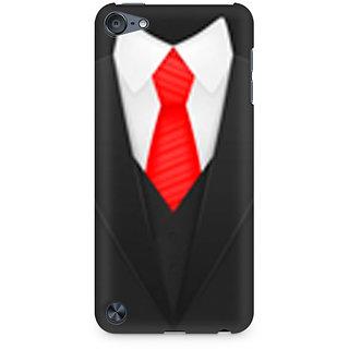 CopyCatz Elegant Suit Premium Printed Case For Apple iPod Touch 5