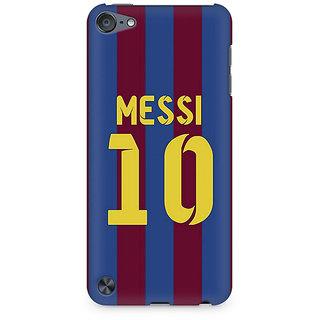 CopyCatz Messi 10 Premium Printed Case For Apple iPod Touch 6
