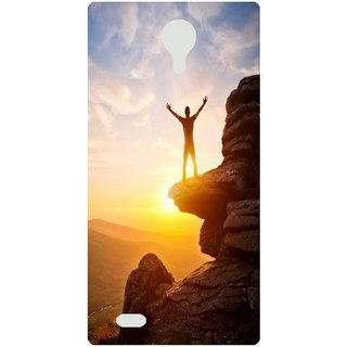 Amagav Back Case Cover for Gionee Marathon M5 lite