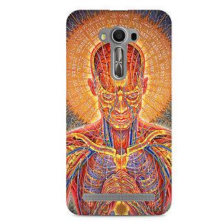 CopyCatz Human Mantra Premium Printed Case For Asus Zenfone 2 Laser ZE550KL