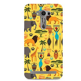 CopyCatz Tribal Africa Premium Printed Case For Asus Zenfone 2 Laser ZE550KL