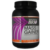 Brio Mass Gainer Kesar Pista Badam 1.5kg