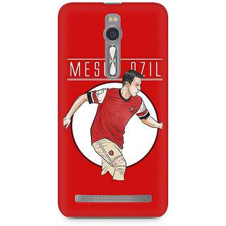 CopyCatz Mesut Ozil Premium Printed Case For Asus Zenfone 2