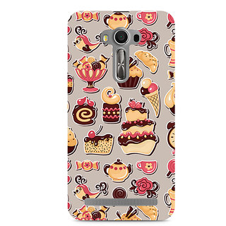 CopyCatz Time for Some Ice Cream Premium Printed Case For Asus Zenfone 2 Laser ZE550KL