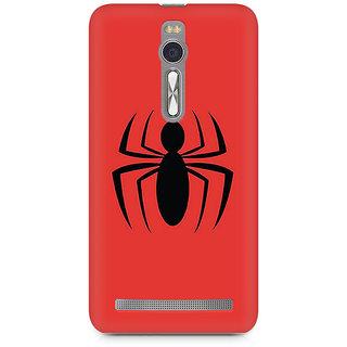 CopyCatz SpiderMan Spider Premium Printed Case For Asus Zenfone 2