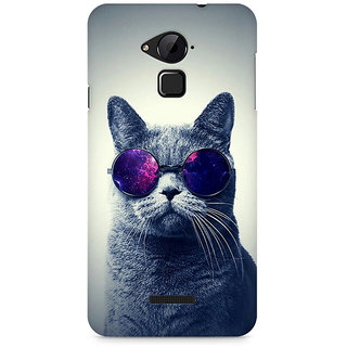 CopyCatz Classy Cat Premium Printed Case For Coolpad Note 3
