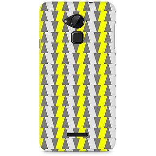 CopyCatz Yellow and White Cards Premium Printed Case For Coolpad Note 3