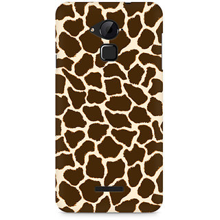 CopyCatz Cheetah Print Premium Printed Case For Coolpad Note 3