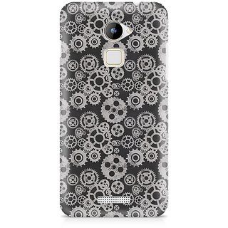 CopyCatz Vintage Gear Overload Premium Printed Case For Coolpad Note 3 Lite