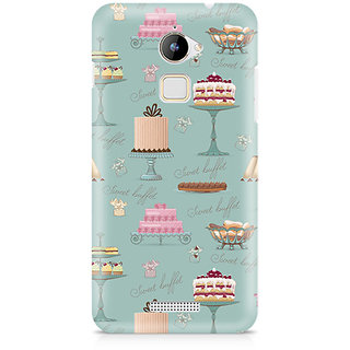 CopyCatz Sweet Buffet Premium Printed Case For Coolpad Note 3 Lite