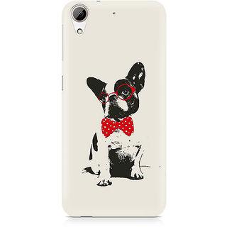 CopyCatz Bowtie Pup Premium Printed Case For HTC 626