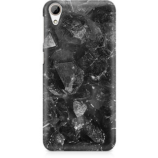 CopyCatz Dark Jewel Texture Premium Printed Case For HTC 626