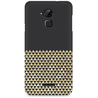 CopyCatz Golden Honeycomb Premium Printed Case For Coolpad Note 3