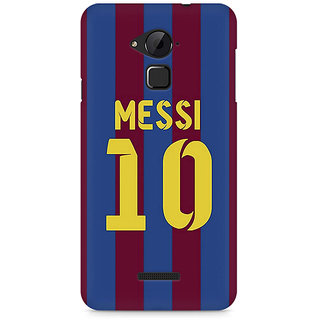 CopyCatz Messi 10 Premium Printed Case For Coolpad Note 3