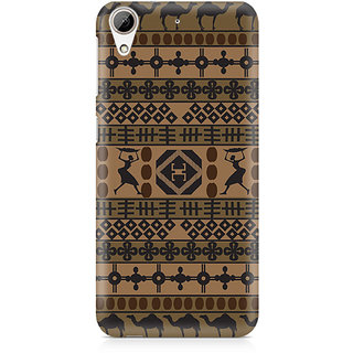CopyCatz African Impulse Premium Printed Case For HTC 626