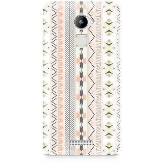CopyCatz Tribal Chic12 Premium Printed Case For Coolpad Note 3 Lite