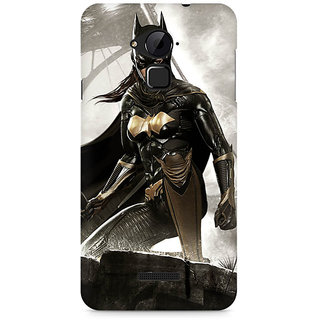 CopyCatz Batgirl Arkham City Premium Printed Case For Coolpad Note 3