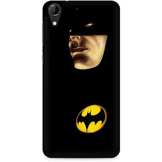 CopyCatz Dark Batman Premium Printed Case For HTC Desire 728