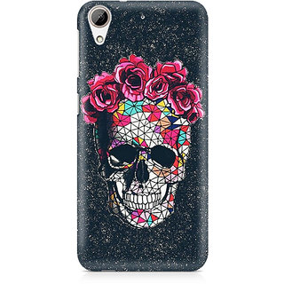 CopyCatz Lovely Death Premium Printed Case For HTC 626