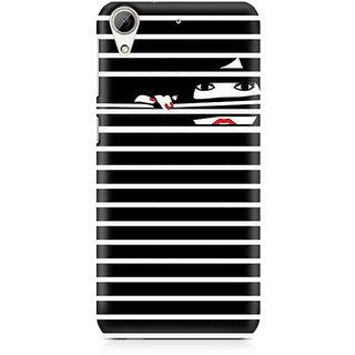 CopyCatz Peekaboo Premium Printed Case For HTC 626