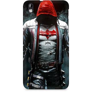 CopyCatz Redhood Equipment Premium Printed Case For HTC Desire 816