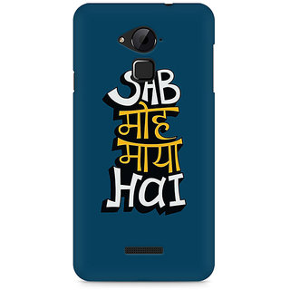 CopyCatz Sab Moh Maya Hai Premium Printed Case For Coolpad Note 3